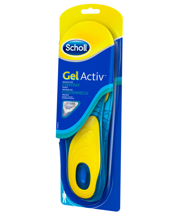 Scholl Gelactiv Everyday men